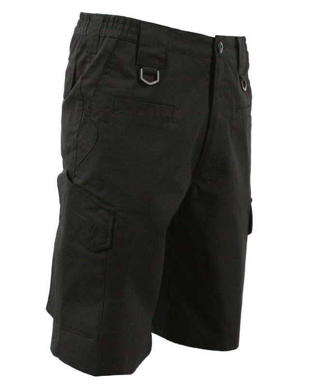 LA Police Gear Mens Operator Tactical Shorts BOS5001EWB