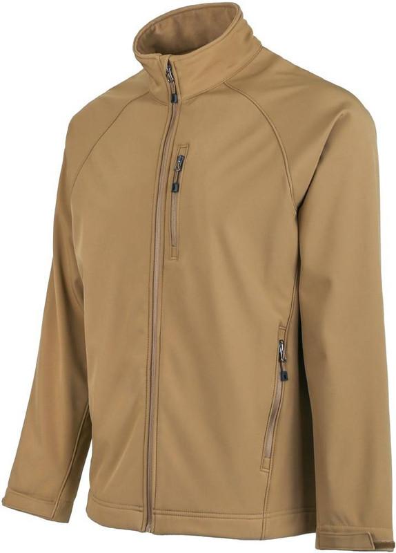 LA Police Gear Mens Operator Soft Shell Jacket OPSS101