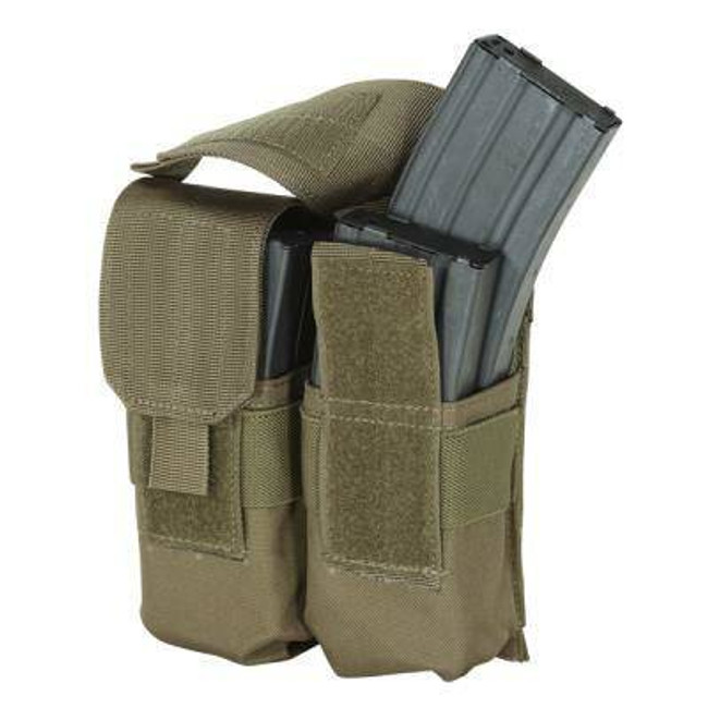 Voodoo Tactical M4/M16 Double Mag Pouch 20-7331