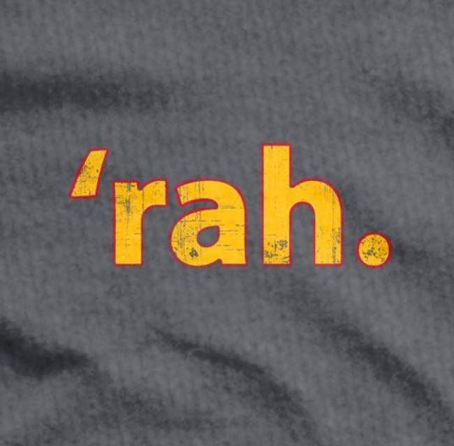 Ranger Up Rah Shirt - CLOSEOUT RU-RU952