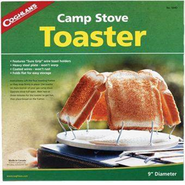 Coghlans Camp Stove Toaster 504D 056389005044