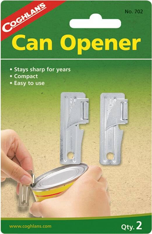 Coghlans Can Opener 702-CO 056389007024