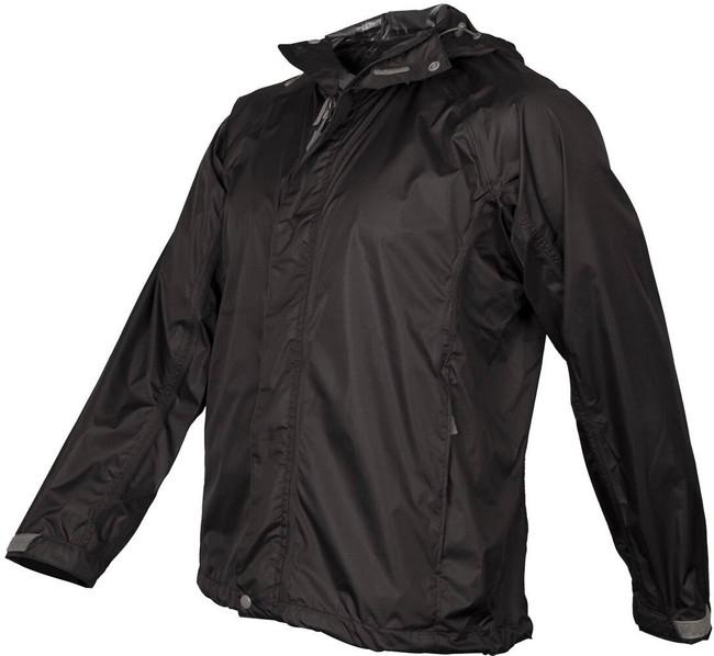 LA Police Gear Mens Waterproof Packable Jacket TPPK50
