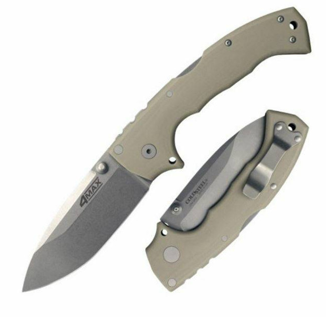 Cold Steel 4-Max Folding Knife 62RM