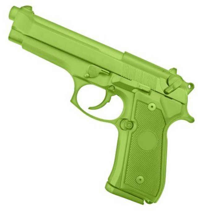 Cold Steel Rubber Training Pistol 92RG