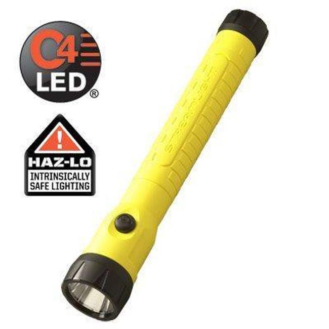 Streamlight PolyStinger HAZ-LO LED Flashlight POLYSTINGER-HAZLO