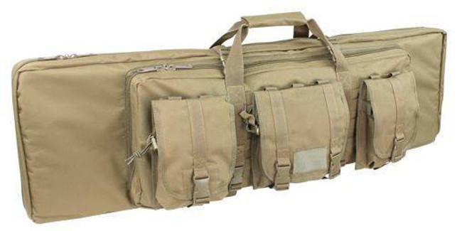 Condor 42 Double Rifle Case with Pouches 152