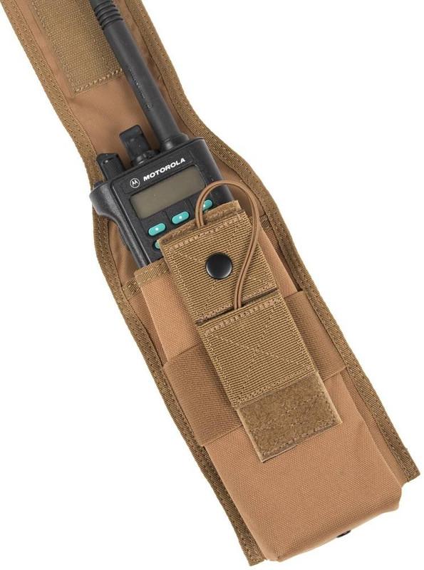 LA Police Gear Radio Pouch RAD