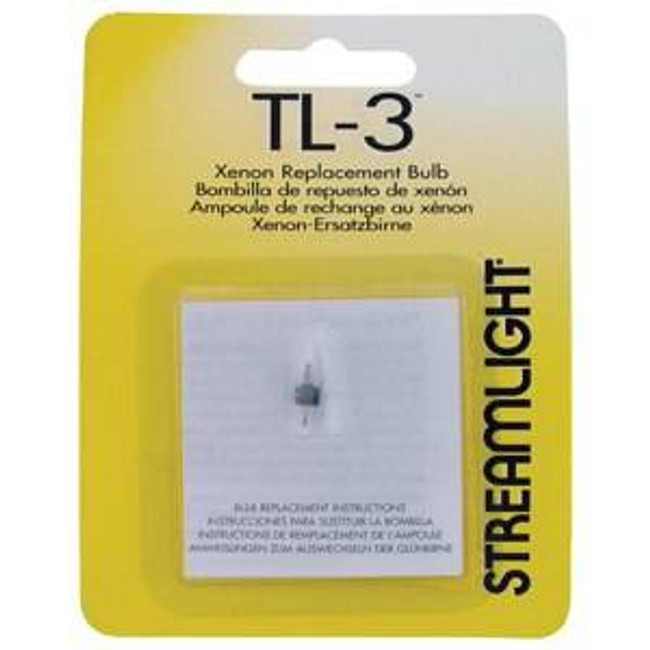 Streamlight TL-3 Replacement Bulb 88914 080926889149