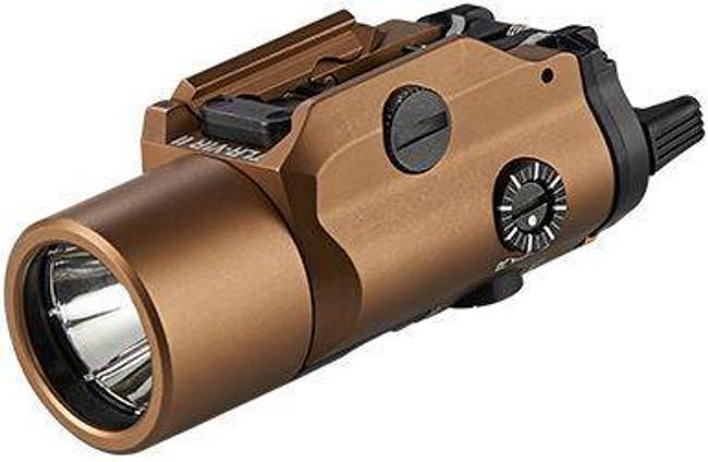 Streamlight TLR-VIR II 300 Lumen Weapon Light with Infrared LED/Laser TLR-VIR-II