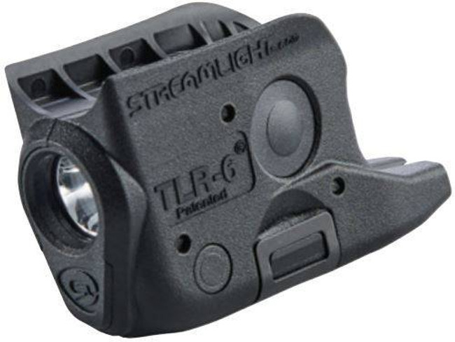 Streamlight TLR-6 Subcompact Weapon Light No Laser TLR6-NL