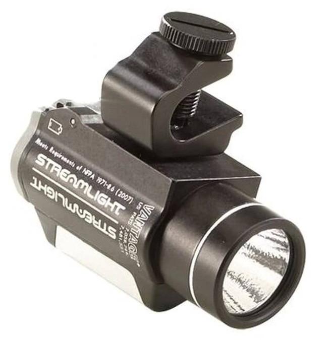 Streamlight Vantage LED Helmet Mounted Flashlight 69140 080926691407