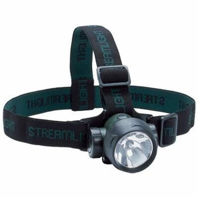 Streamlight Green Trident Xenon/LED Combo Headlamp 61051 080926610514