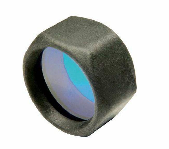SureFire F06 Blue Filter - Fits 1.0 Bezel, Including E1L, E2L, E2D, L4, LX2, M1 F06 084871840064