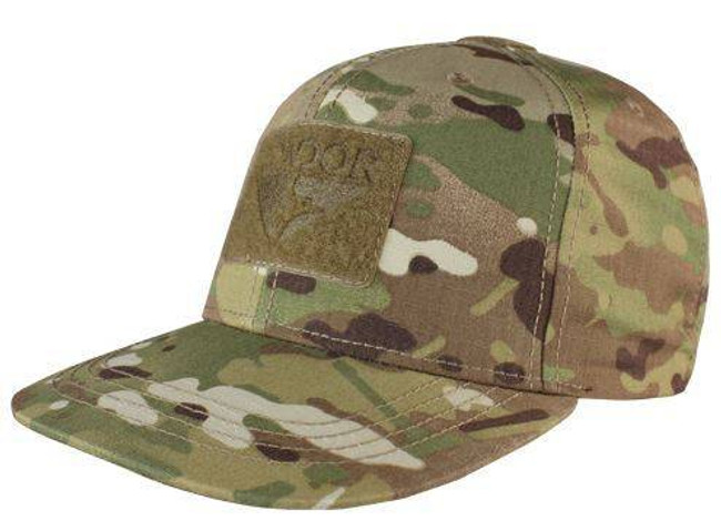 Condor Flat Bill Snap Back Hat 161142-008 022886263218