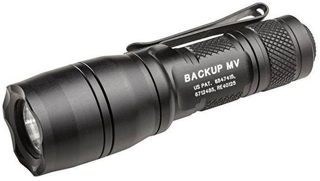 Surefire E1B Single Stage Flashlight with Max Vision Reflector SF-E1B-MV 084871326162