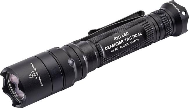 Surefire E2D Defender 1000 Lumen Tactical LED Flashlight E2DLU
