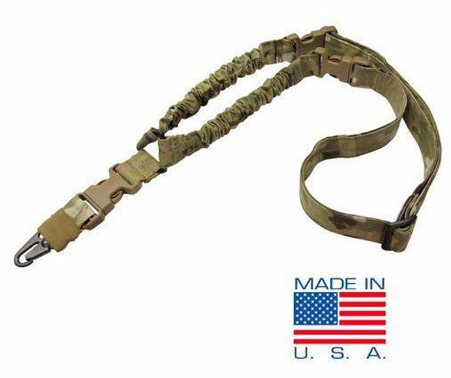 Condor MultiCam Cobra Single Point Bungee Rifle/Shotgun Sling US1001-008 022886427085