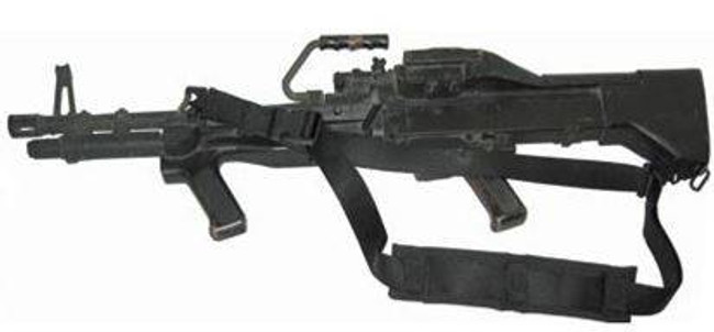 Blackhawk SWIFT SAW/M60 3 Point Sling 70GS09BK 648018045400