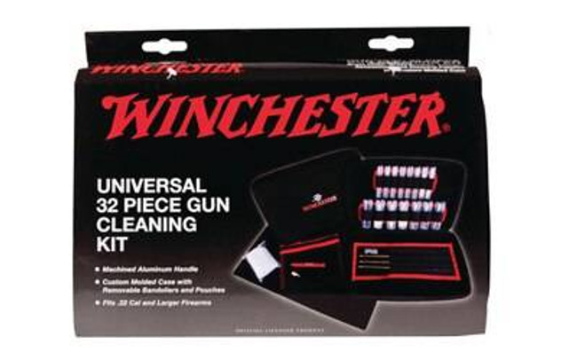 DAC Technologies Soft Sided Winchester Cleaning Kit Universal 32 Piece 363134 363134 761903363134