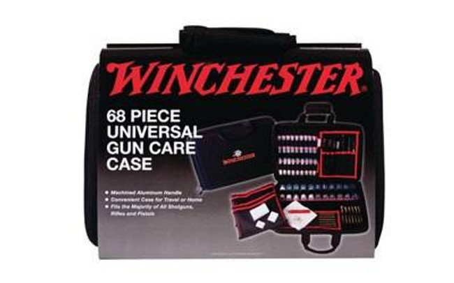 DAC Technologies Winchester Cleaning Kit Universal 68Pc eva Soft Sided Case 363127 363127 761903363127