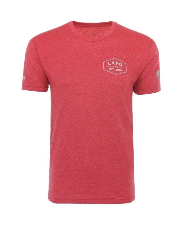 LA Police Gear Tactical Supply T-Shirt TAC-SUPPLY
