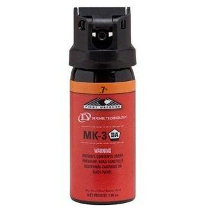 Defense Technology .7percent Peppermace Fogger MK-3 Pepper Spray 3035 022188000207