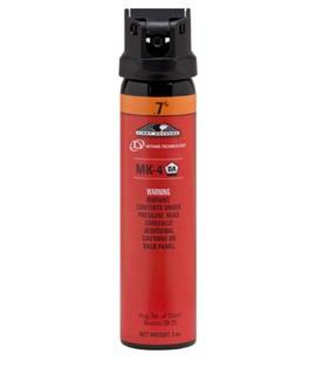 Defense Technology .7percent Peppermace Fogger MK-4 Pepper Spray 4035 022188000306