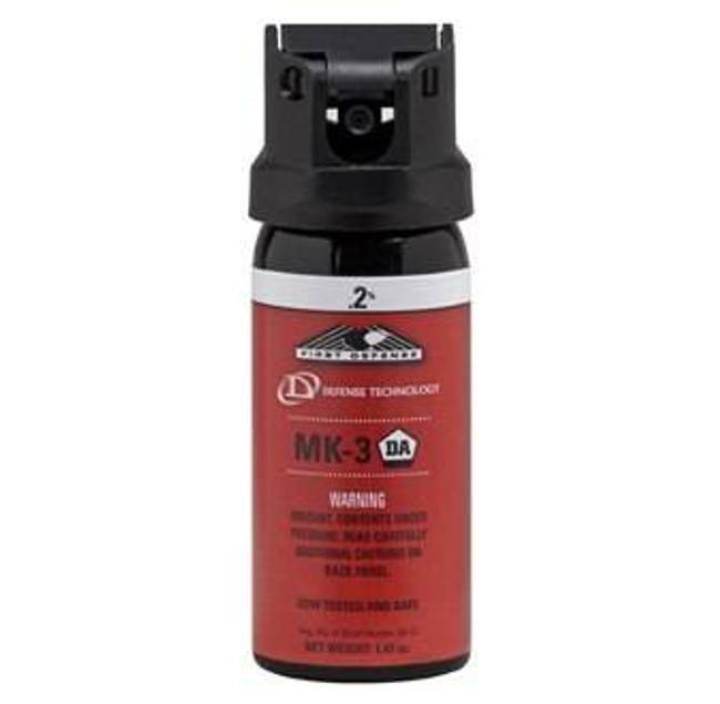 Defense Technology First Defense MK-3 Aerosol Pepper Spray 5039 734955503902