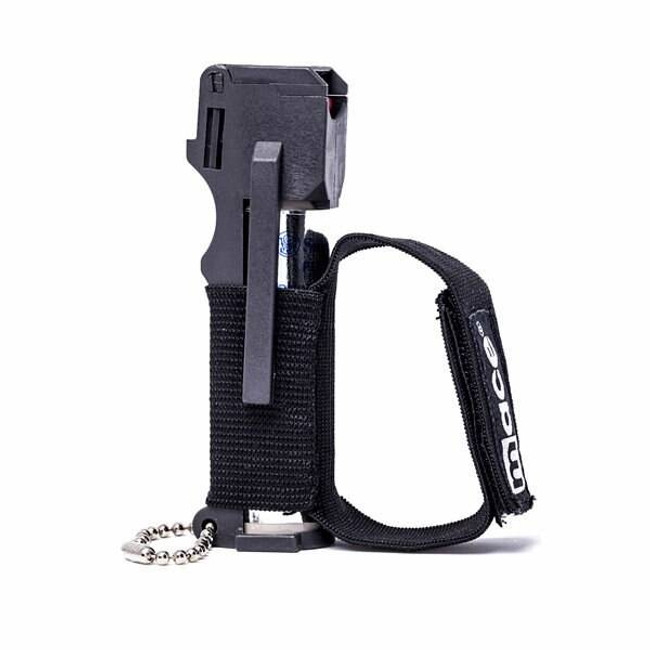 Smith and Wesson 3/4 oz Pepper Spray with Designer Plastic Case and Jogger Strap 1652 024718916521