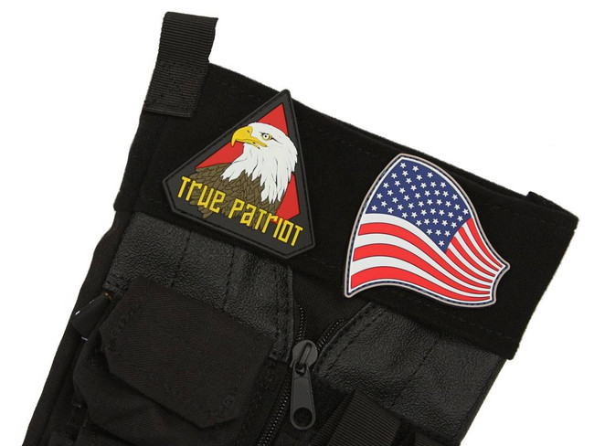 LA Police Gear Tactical Vest Christmas Stocking TCS-4