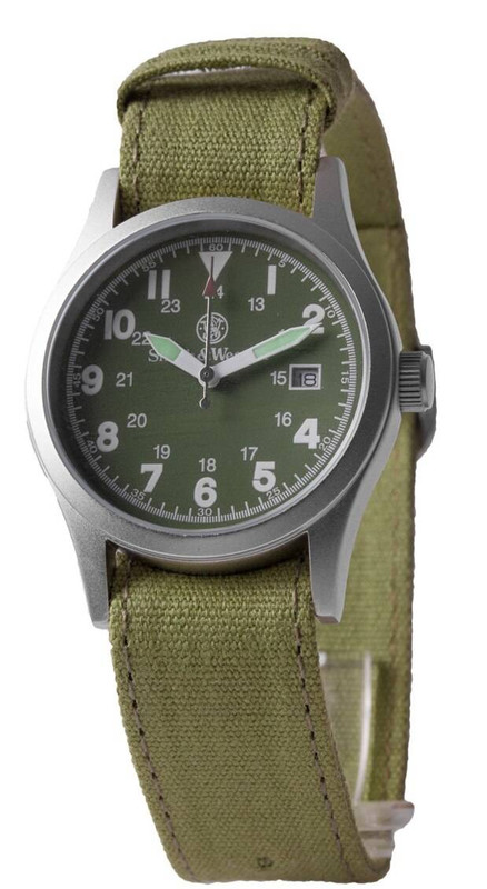 Smith and Wesson Military Watch 1464