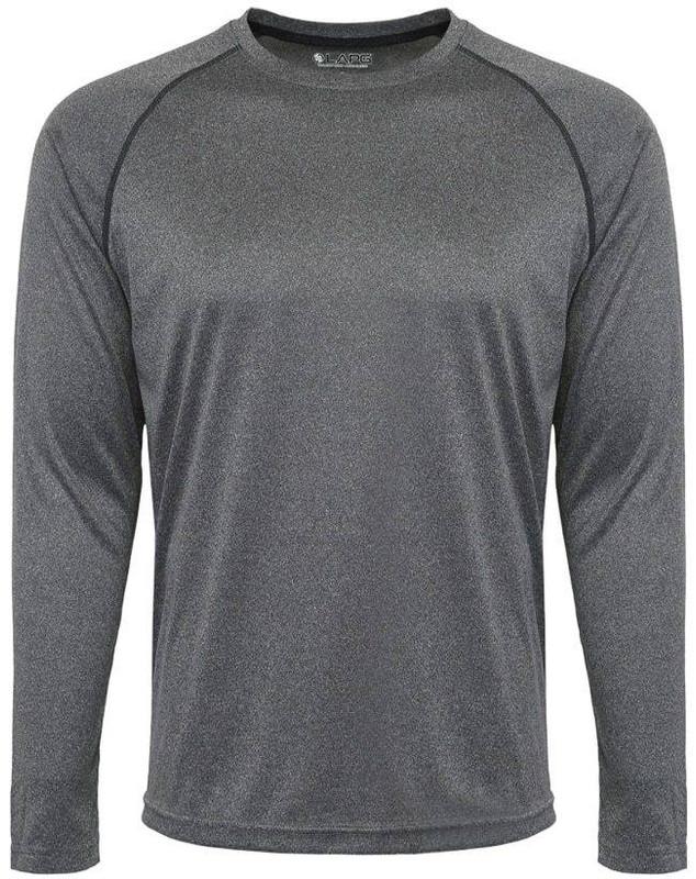 LA Police Gear Long Sleeve Workout Shirt WORKOUT-LONGSLEEVE