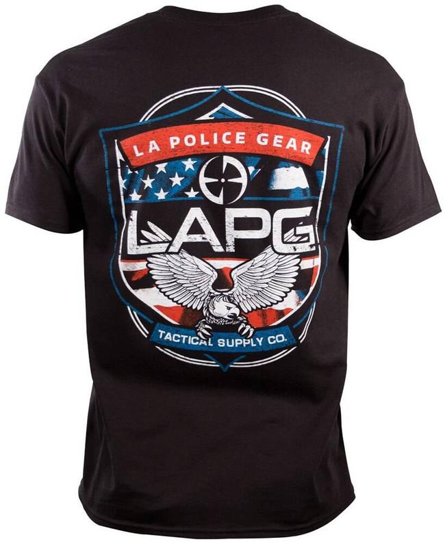 LA Police Gear Mens Supply T-Shirt S/S SUPPLY