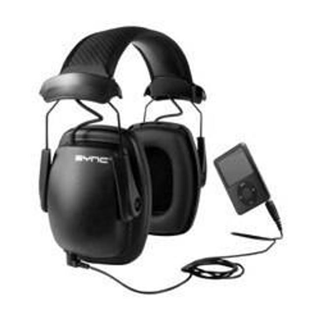 Howard Leight Sync Stereo Earmuff 1030110 7312550301104