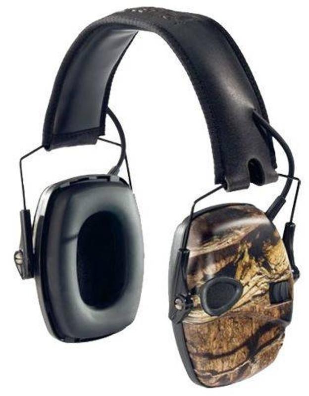 Howard Leight Camo Impact Sport Electronic Earmuff R-01530 033552015307