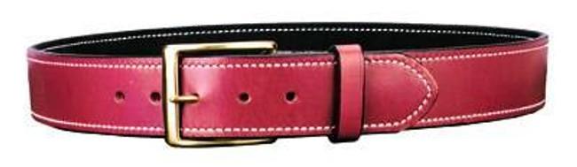 DeSantis Gunhide 1 3/4 Plain Lined Leather Belt B09