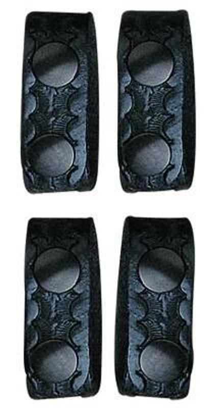 DeSantis Gunhide Belt Keeper Set of 4 U01