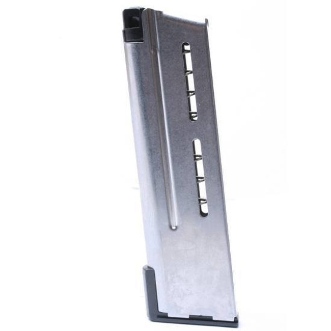 Wilson Combat Mag Elite Tactical Magazine 9mm 10Rd Stainless 1911 Compact 500.9CD 5009CD 874218006235