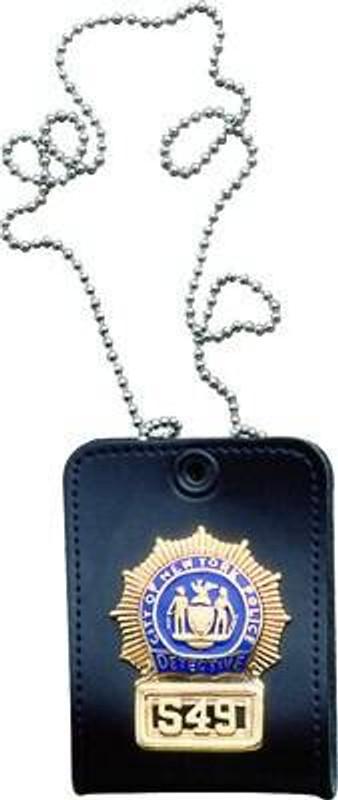 DeSantis Gunhide Combo ID Shield Case with Chain U35BJZZZ0 792695239192