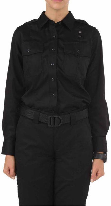5.11 Tactical Womens Twill PDU Class A Long Sleeve Shirt 62064 62064