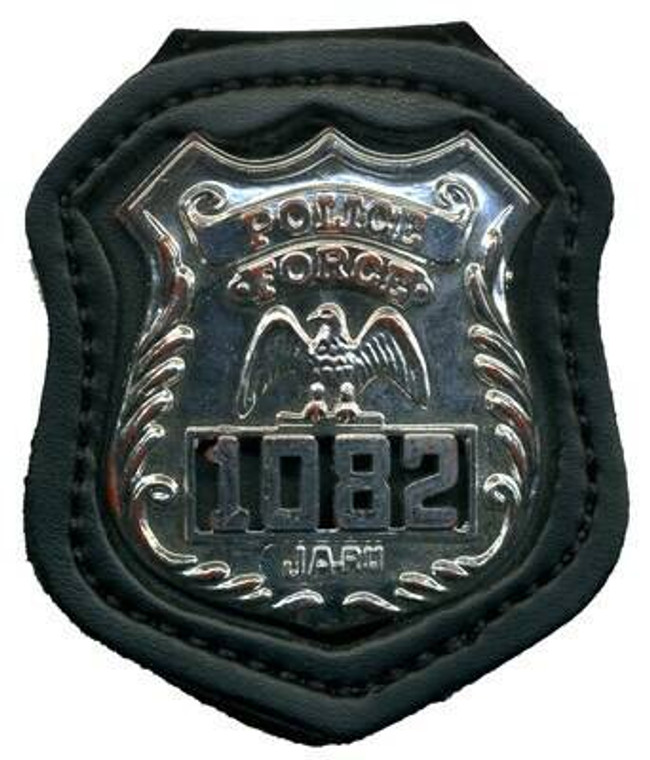 DeSantis Gunhide NYPD Badge Holder U30BJG1Z0 792695229872