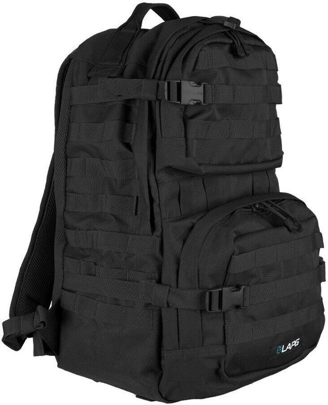 LA Police Gear 3 Day Backpack 2.0 - Black