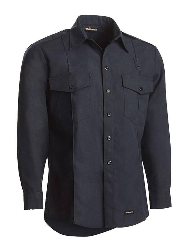 Workrite 4.5 oz Nomex IIIA Long Sleeve Firefighter Shirt 735NX45