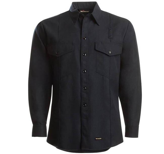 Workrite 4.5 oz Nomez IIIA Long Sleeve Western Firefighter Shirt 745NX45