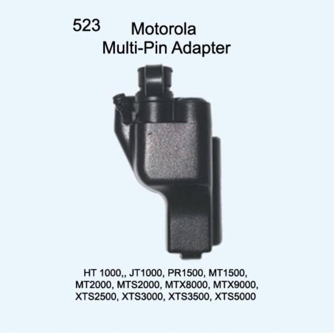 Earphone Connection EP523 Motorola Multi-Pin Adapter EP523 812226022915