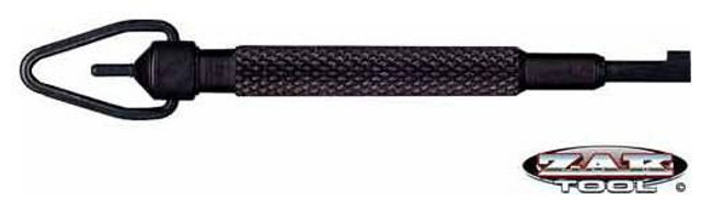 Zak Tool ZT11 Round Swivel Handcuff Key 11-ZA 819673010076