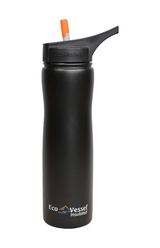 Eco Vessel SUMMIT Triple Insulated Stainless Steel Water Bottle - 24oz SUM700