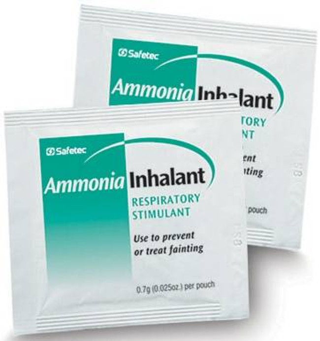 Elite First Aid Ammonia Inhalant 363