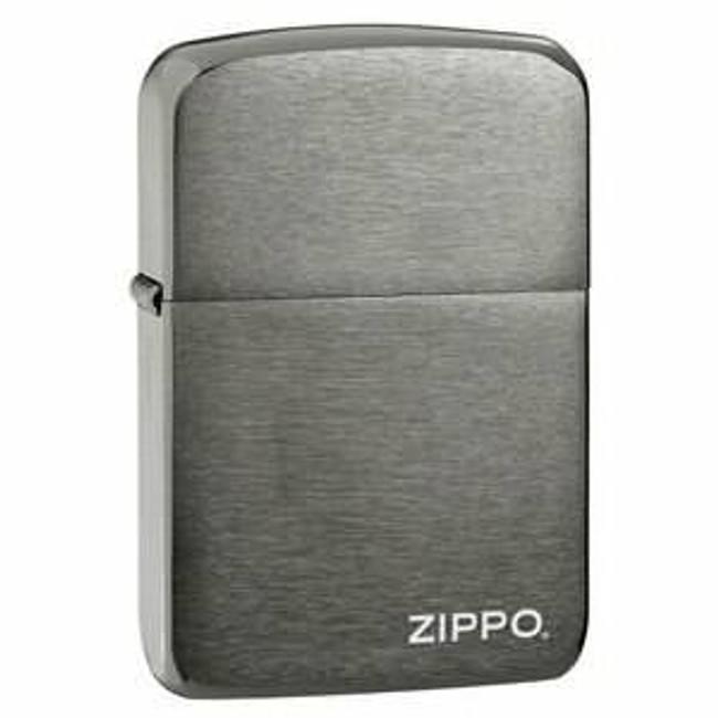 Zippo Black Ice 1941 Replica Lighter 24485 041689244859
